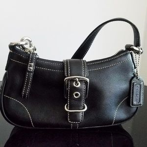 Coach Mini Leather Purse No. H30-7542